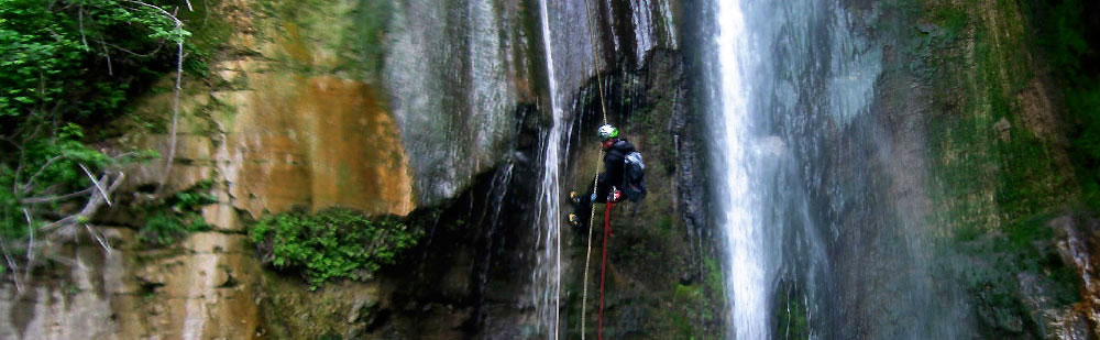 Canyoning Tignale Vione 3