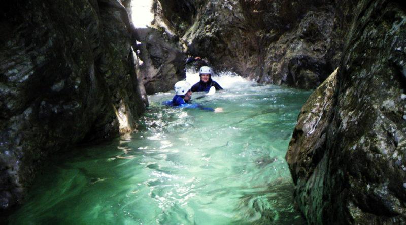 Canyoning Gardasee