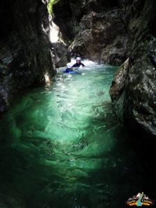 Canyoning Palvico Integral Storo