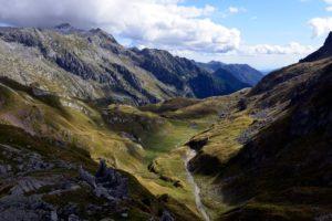 Traversata dalla Val Daone al Gaver
