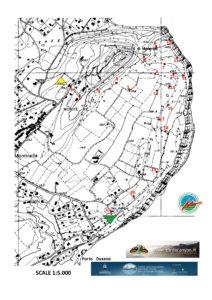 percorso orienteering nella riserva naturale della Rocca di Manerba