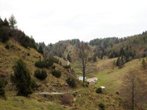 Tour di cima Meghè e cima Baremone