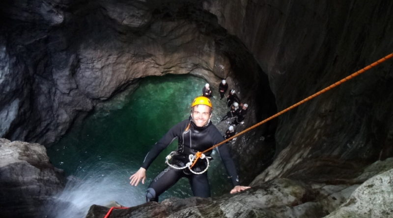 Canyoning Palvico Integral
