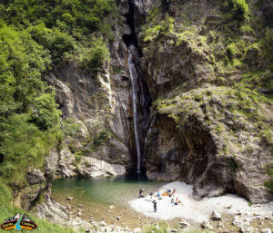 Canyoning Gardasee Val di Ledro