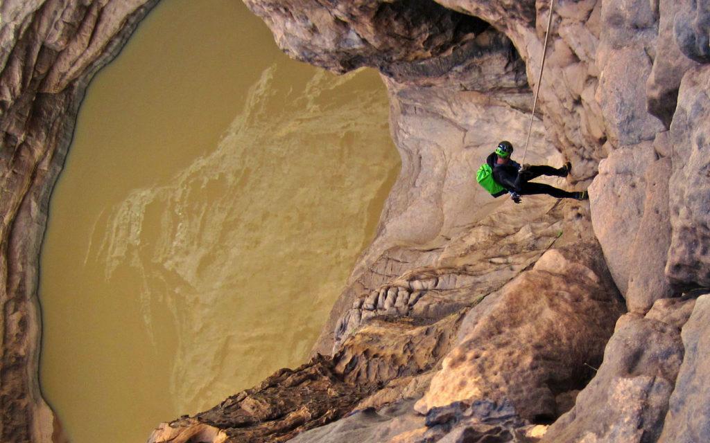 Canyoning Tassili n'Ajjer