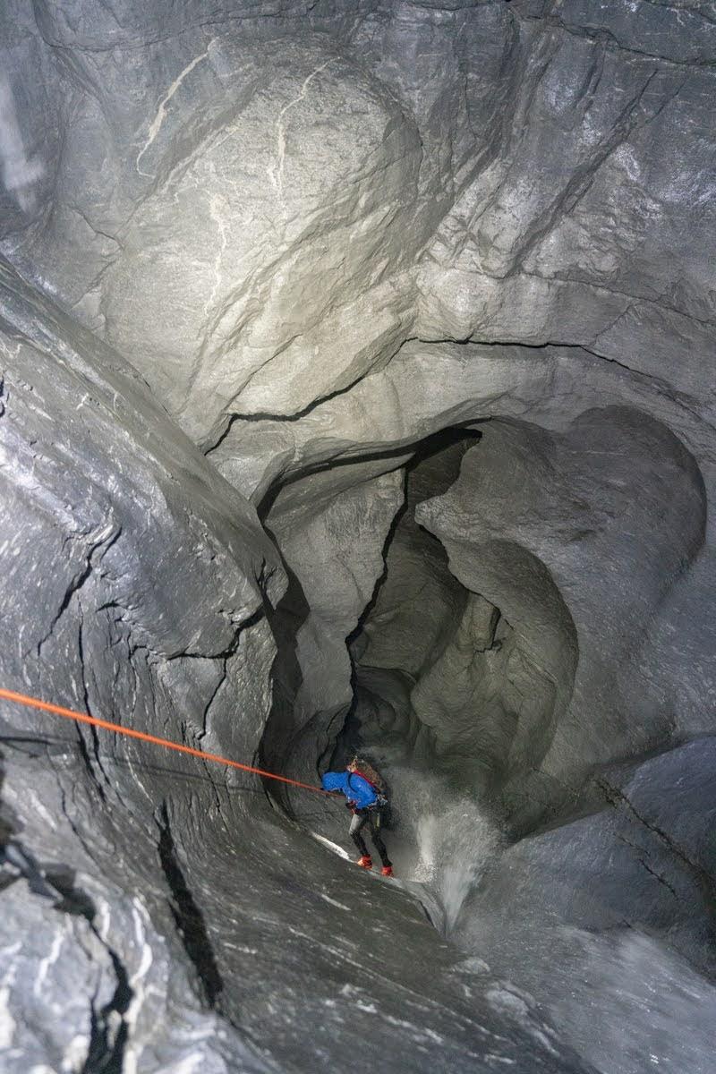 Canyoning Gamchi  13-11-2020