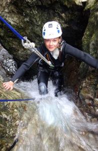 Canyoning Lago di Garda Valle di Ledro
