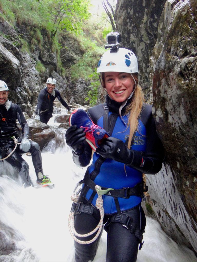 Storo Canyoning Val di Ledro Lago di Garda