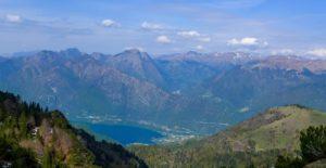 Trekking dal Lago d'Idro al Lago di Garda