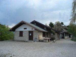 Rifugio Cima Piemp: un balcone sul lago di Garda
