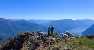 Escursione sulle Alpi di Ledro