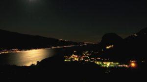Notturna sul Lago di Garda
